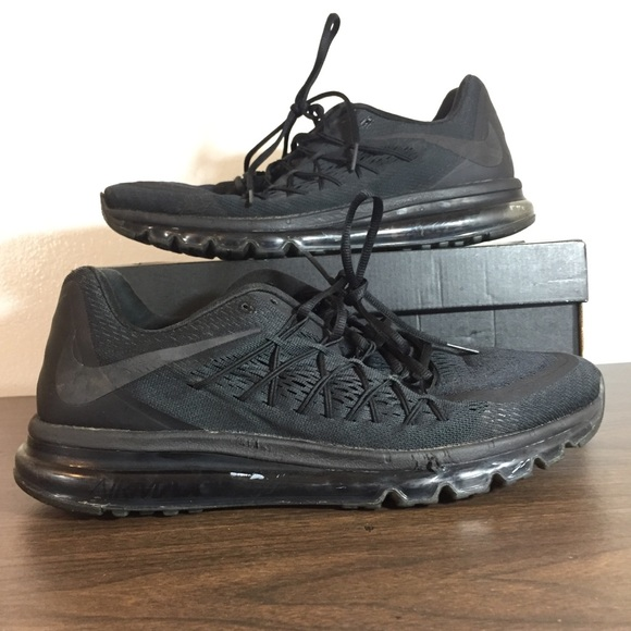 Nike Other - Nike Air Max 2015 All Black